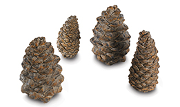RH Peterson Real-Fyre PC-4 Pine Cone Kit