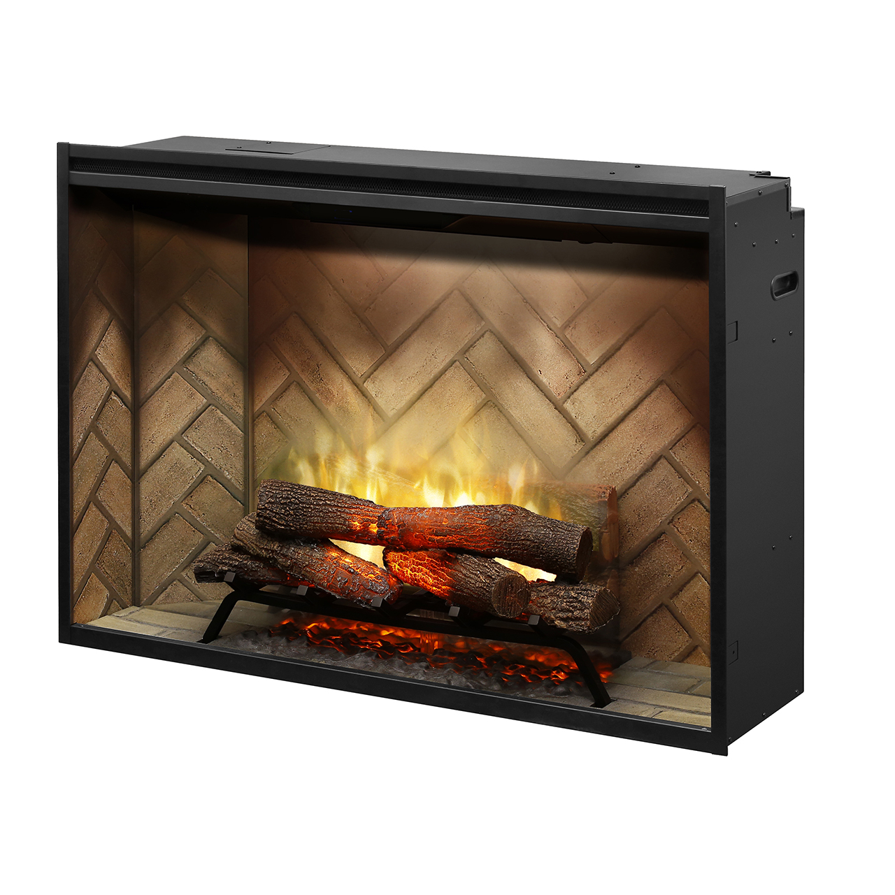 "Dimplex RBF42 Revillusion 42"" Built-In Electric Firebox"