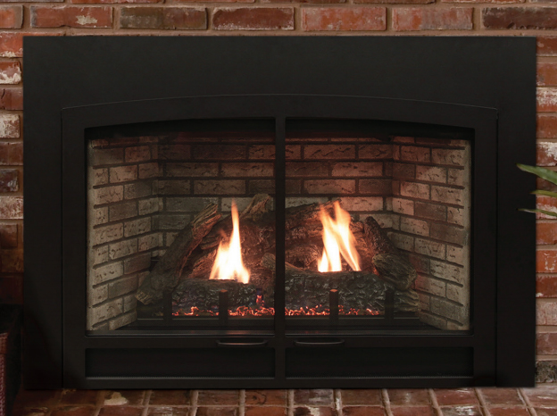 White Mountain Hearth DVC20IN71 Innsbrook Direct Vent Fireplace Insert with Intermittent Pilot