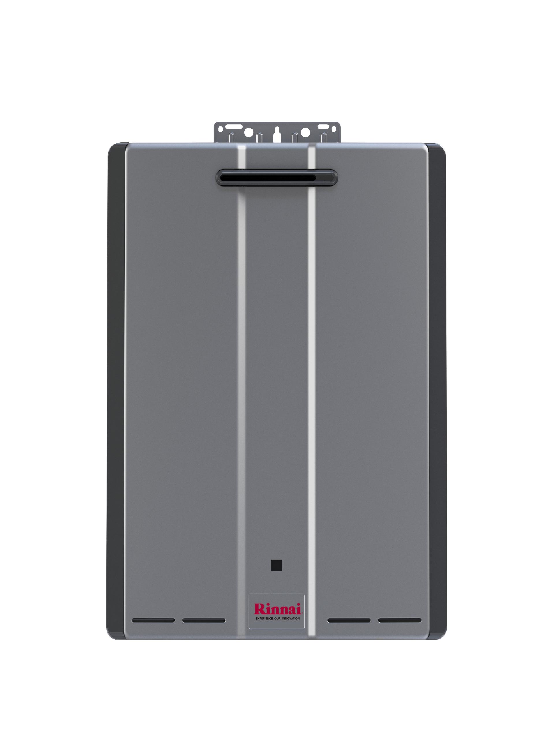 Rinnai RUR160e 8.0 GPM Sensei+ Tankless Hot Water Heater for Outdoor Installation