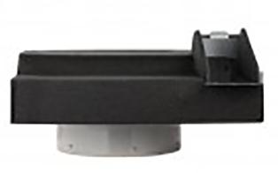 "LG PTVK420 6"" Ventilation Air Connection Flange for Ceiling Cassettes"