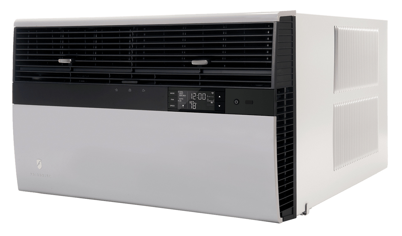 Friedrich KCS12A10A 12000 BTU Kuhl Series Cooling Only Smart Window Air Conditioner, 115V - Energy Star