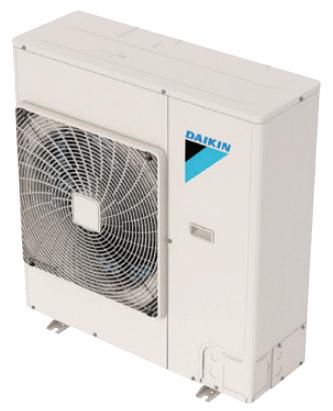 Daikin RZQ18TAVJU 18000 BTU SkyAir Commercial - Heat - Outdoor Unit