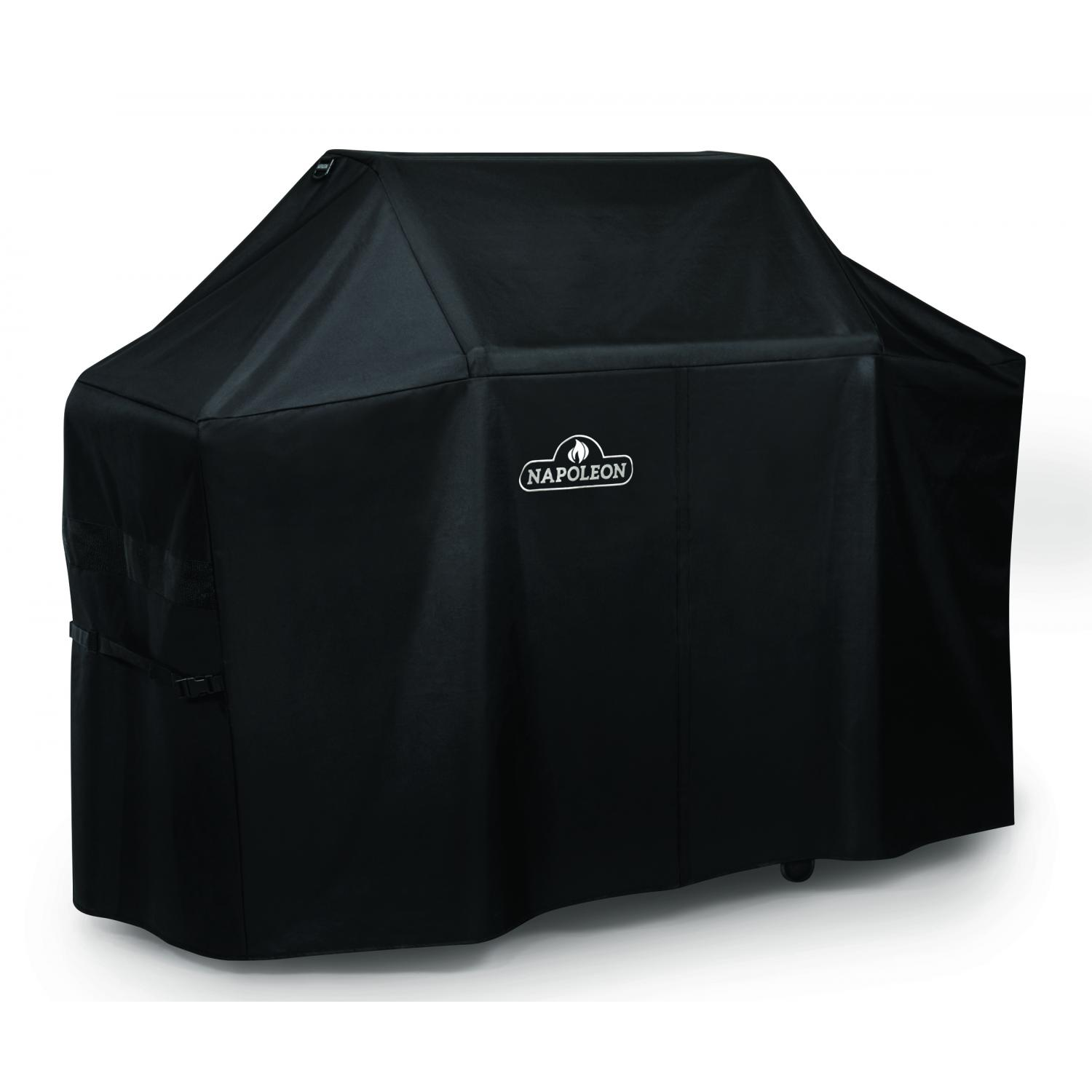 Napoleon 61500 Grill Cover for PRO 500 and Prestige 500 Series Freestanding Grills with Shelves