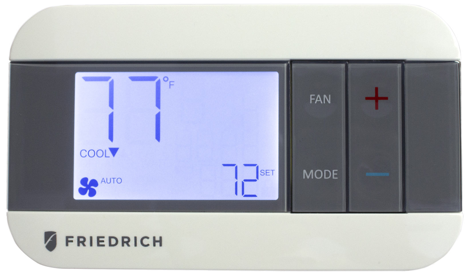 Friedrich RT7P Digital Programmable Remote Wall Thermostat