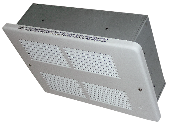 King WHFC1215-W 750/1500 Watt Ceiling Heater - 120V
