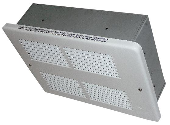King WHFC2415-W 750/1500 Watt Ceiling Heater - 208/240V