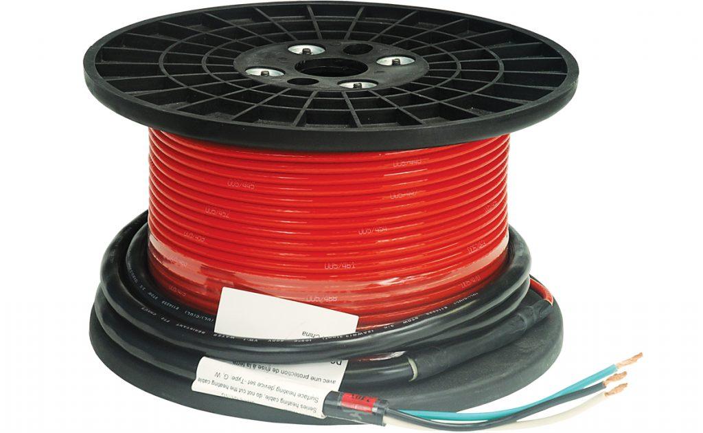 King SC2412 Snow Melt Cable, Choice of Length - 240 Volt