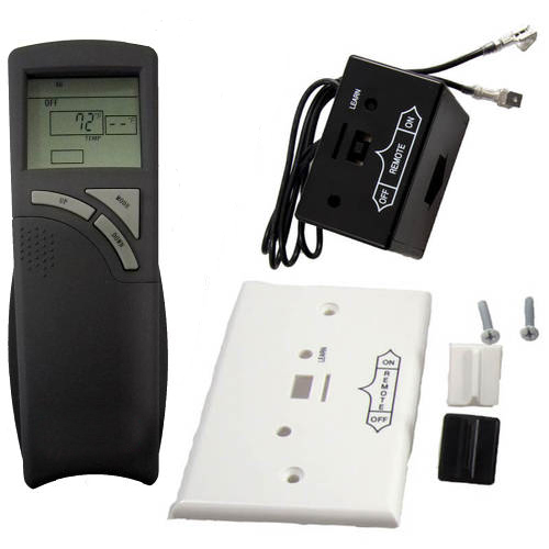 Superior RC-S-STAT LCD Remote with Thermostatic and On/Off Control