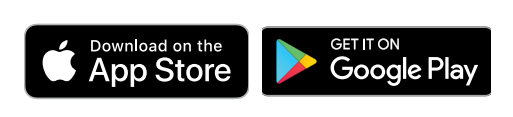 Apple and Google Play App Logos