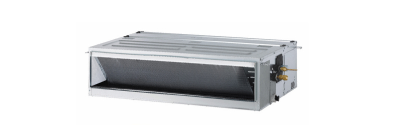 Ceiling Concealed High Static Unit