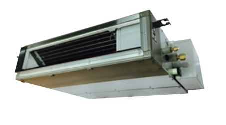 Low Profile Ducted Ceiling Unit