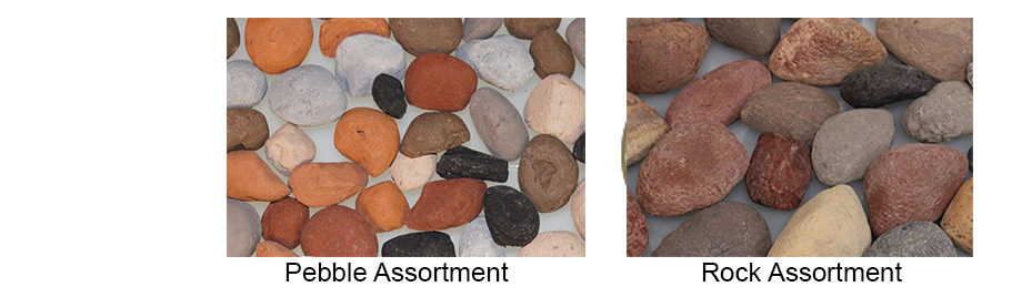 Available Stone Options