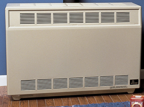 Empire Rh35 35000 Btu Vented Console Heater