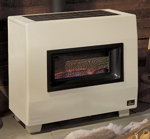 Rh65b 65000 Btu Visual Flame Vented Heater Blower