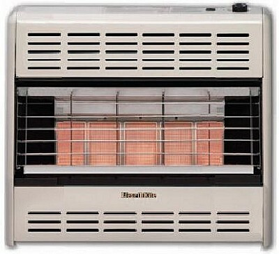 Hearthrite Hr25tl 25000 Btu Infrared Radiant Vent Free Gas