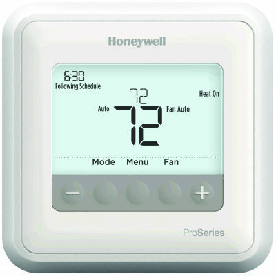 Honeywell Th4110u2005 Programmable Thermostat With Digital
