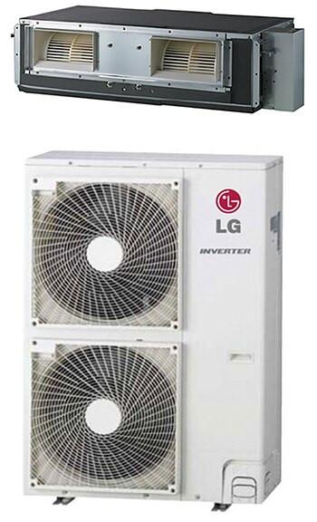 نتیجه تصویری برای lg duct aire condition