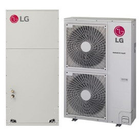LG LV360HV4 36000 BTU 3 Ton Single Zone Mini-Split System with  Multi-Position Air Handler - Heat and Cool - Energy Star