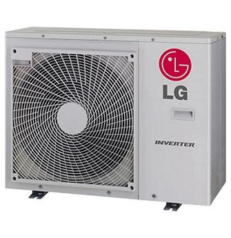 Lg Lmu24chv 24000 Btu Tri Zone Mini Split Air Conditioner Heat