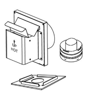 Superior Sv45htkct20 Compact Termination Kit 20 Quot Shield