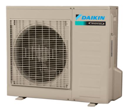 Daikin Rxb24axvju 24000 Btu Heat Pump 17 Series Outdoor Unit