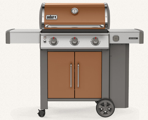 Weber 61025001 Genesis Ii E 315 Freestanding Gas Grill