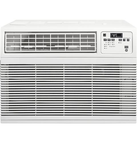 General Electric AHM15AY 15000 BTU Window Air Conditioner with Remote on