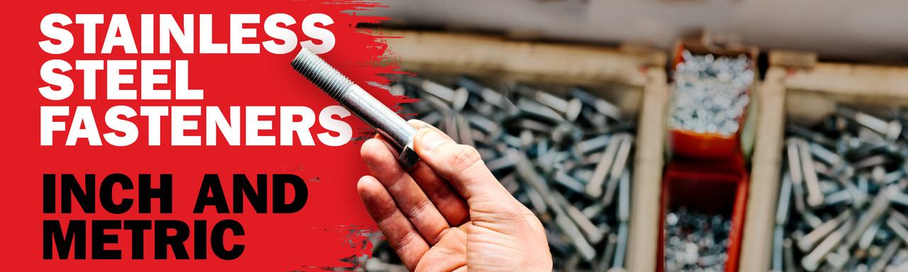 Aspen Fasteners | Stainless Steel Fasteners | Inch and Metric Dimensions | Bulk and Wholesale OEM and MRO Applications