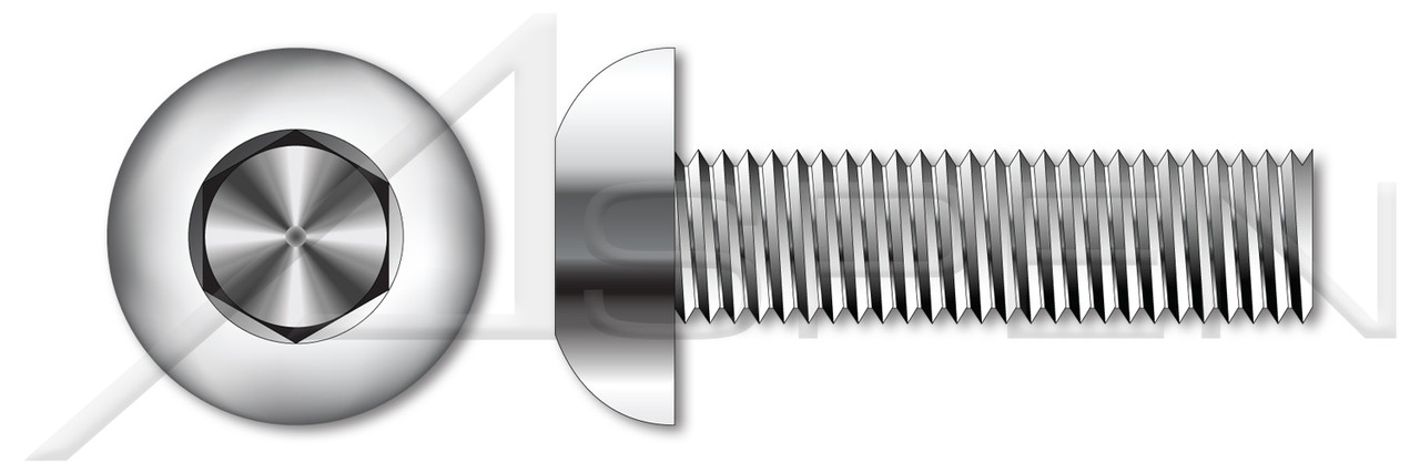 screw 10 316 STAINLESS Steel 5//16-18 x 4 in long full thread hex head bolt
