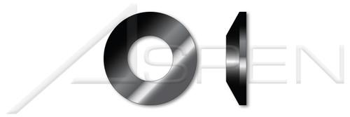 ID=3.2mm, OD=8mm, THK=0.3mm DIN 2093, Metric, Conical Disc Spring Washers, Chrome Vanadium Steel