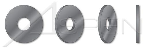 M9 DIN 1440 / ISO 8738, Metric, Shaft Flat Washers, Steel, Plain