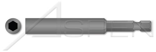 "#4 X 1/4"" Magnetic Bit Holder"