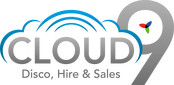 Cloud 9 Disco, Hire , Sales - Balloons & Party Supplies
