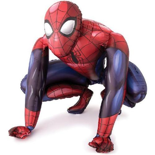 Spiderman Airwalker Foil Balloon