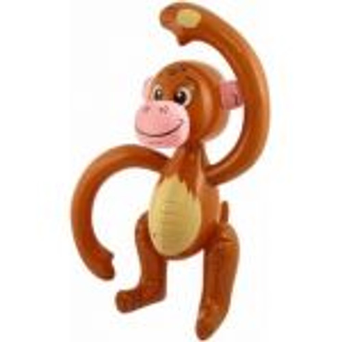 58cm Inflatable Monkey