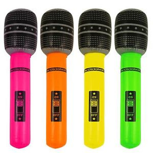 40cm Inflatable Microphone