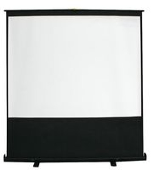 """100"""" Pull-up Projector Screen Hire"""