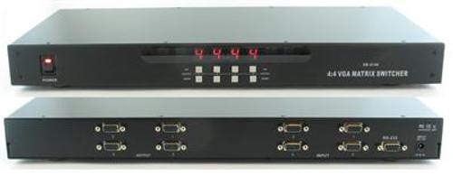 Shinybow 4:4 VGA Matrix Switcher Hire