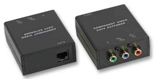 Component Video & Audio over cat5 Hire