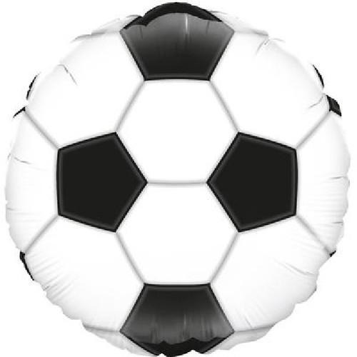"Soccer/Football 18"" Foil Balloon"