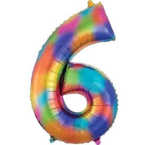 Large Rainbow 6