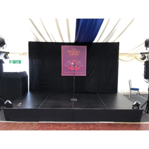 Stage Package 1 Hire