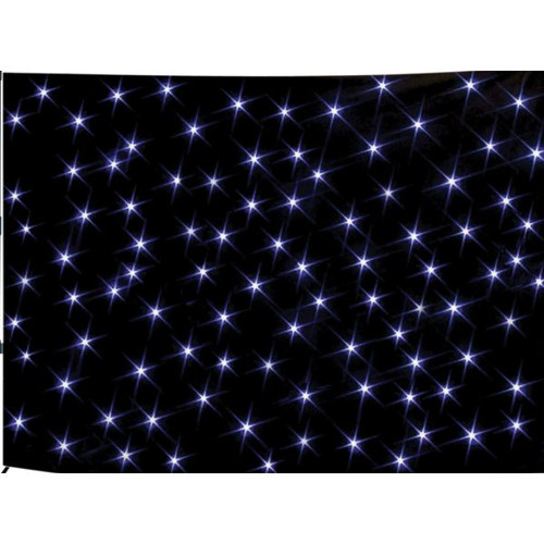 White LED Starcloth 3m x 2m