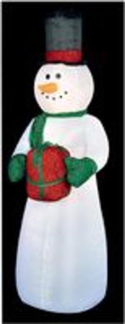 2.4m Snowman Hire
