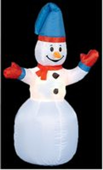 1.2m Inflatable Snowman Hire
