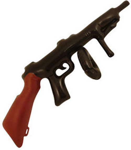 80cm Inflatable Tommy Gun