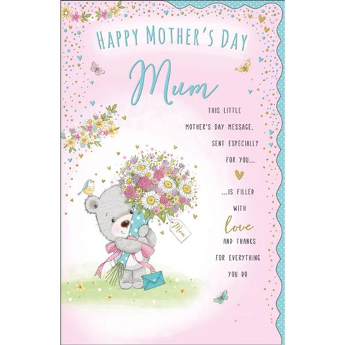 Mum Regal Mothers Day Card