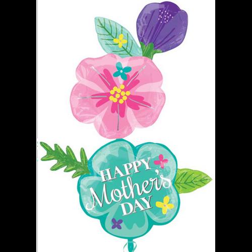 Mothers Day Multi Bouquet Foil