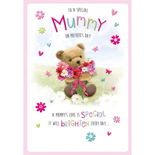 Mummy Mothers Day Card